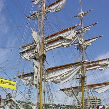 Seattle Tall Ships Challenge