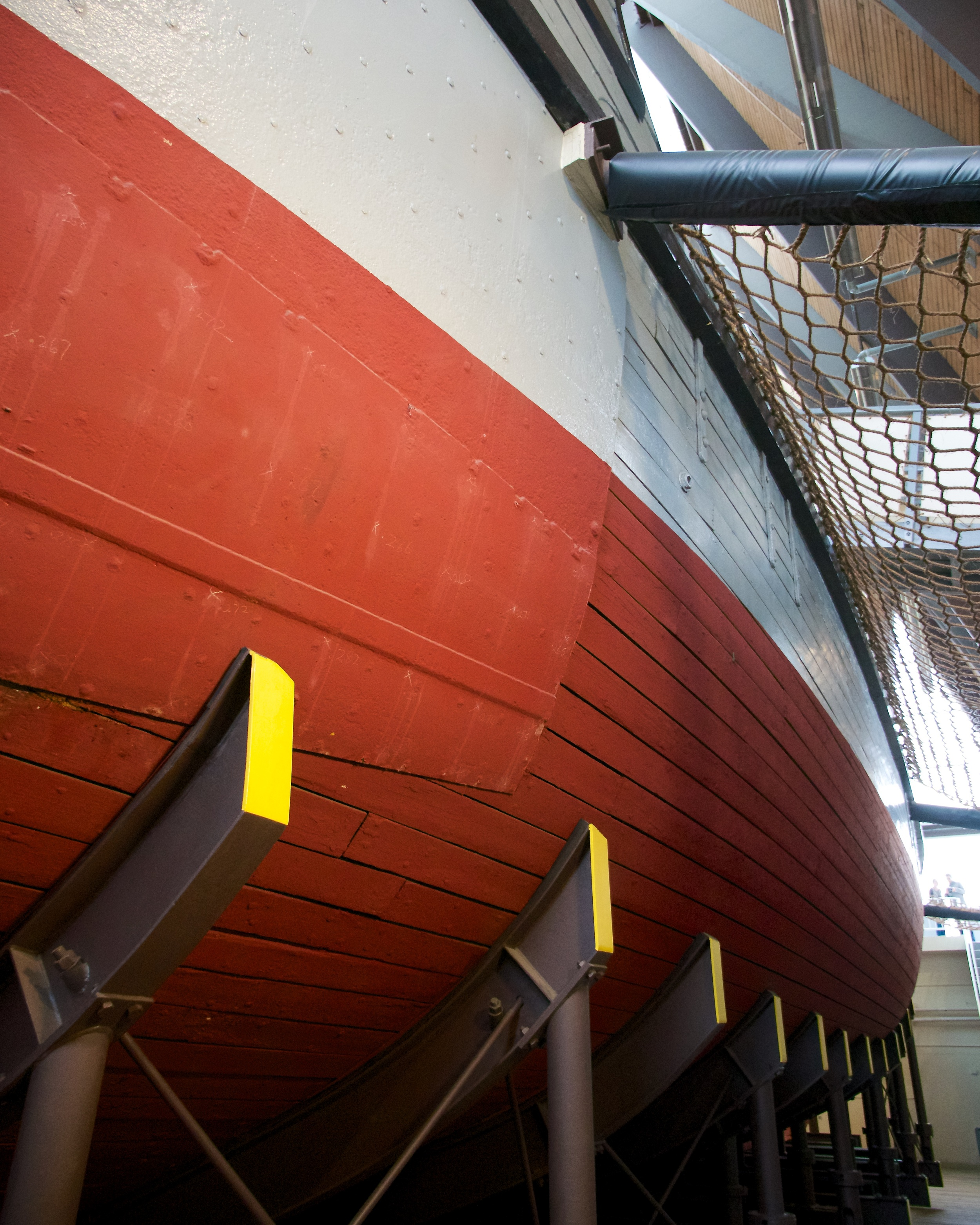 Hull of the RCMP St. Roch