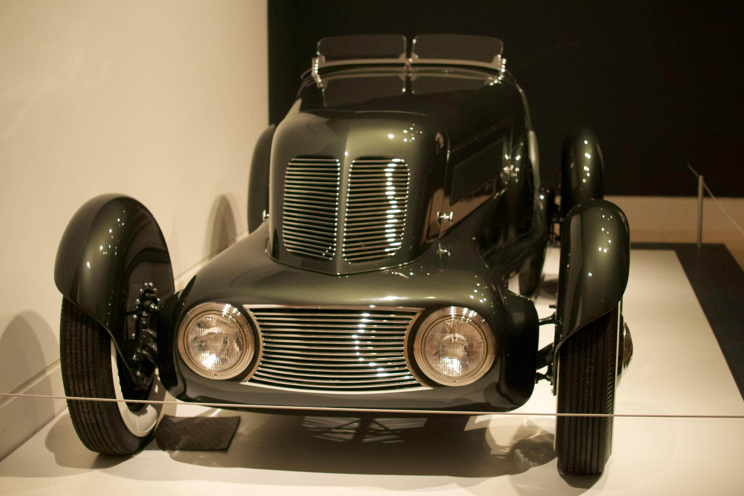 1934 Edsel Ford, Model 40 Special Speeder