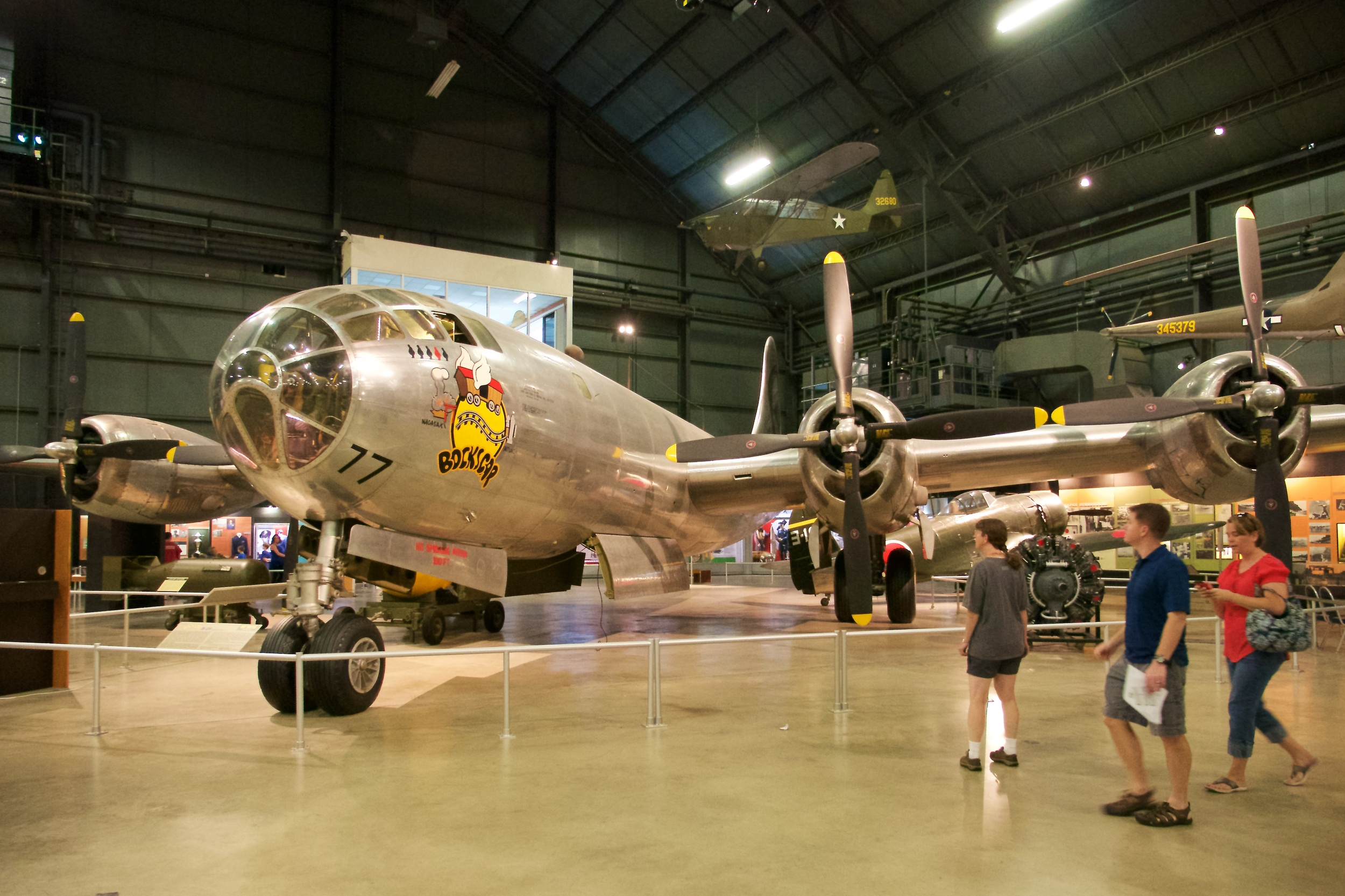"Boeing B-29 Superfortress ""Bockstar"""