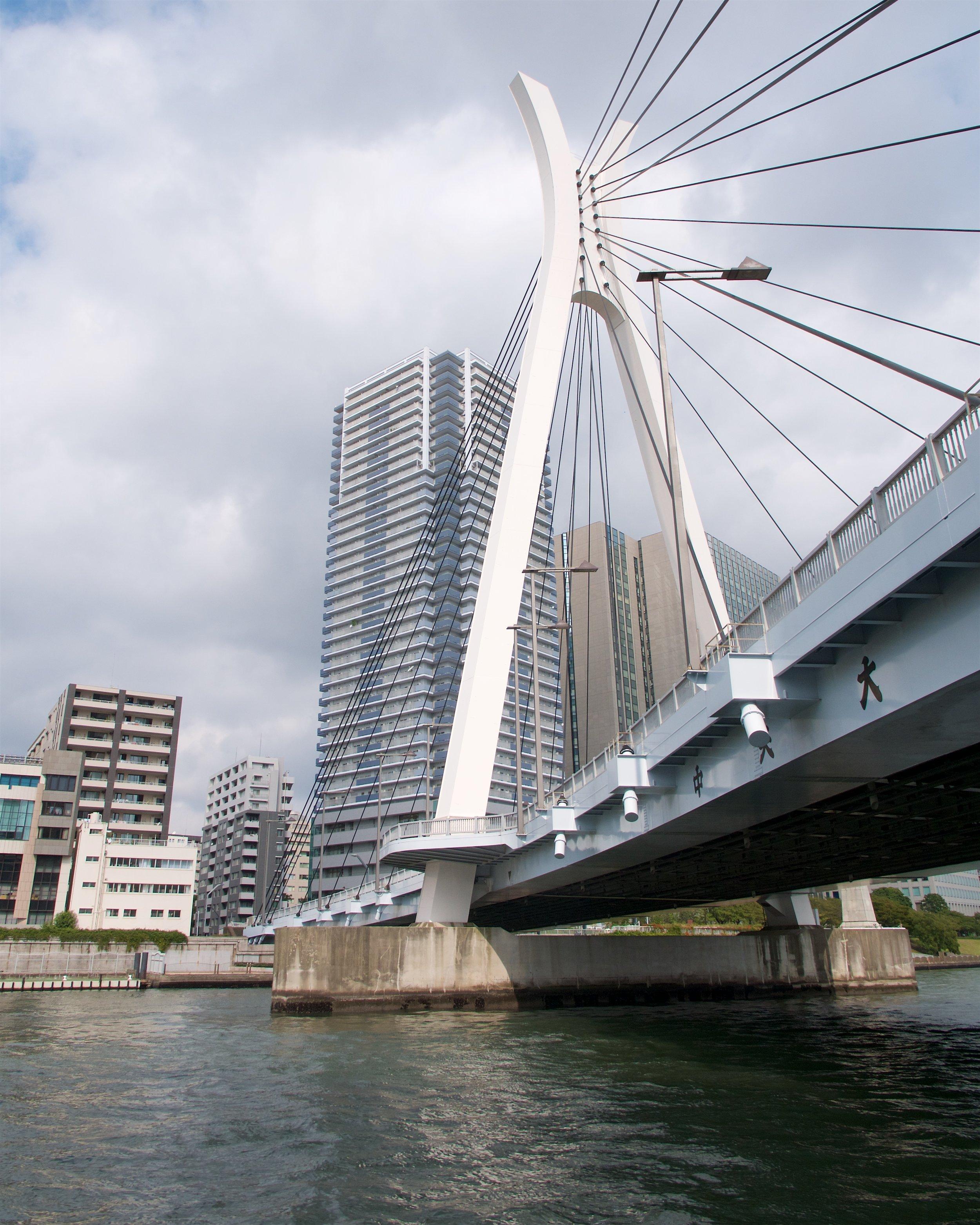 Chuo Ohashi Bridge