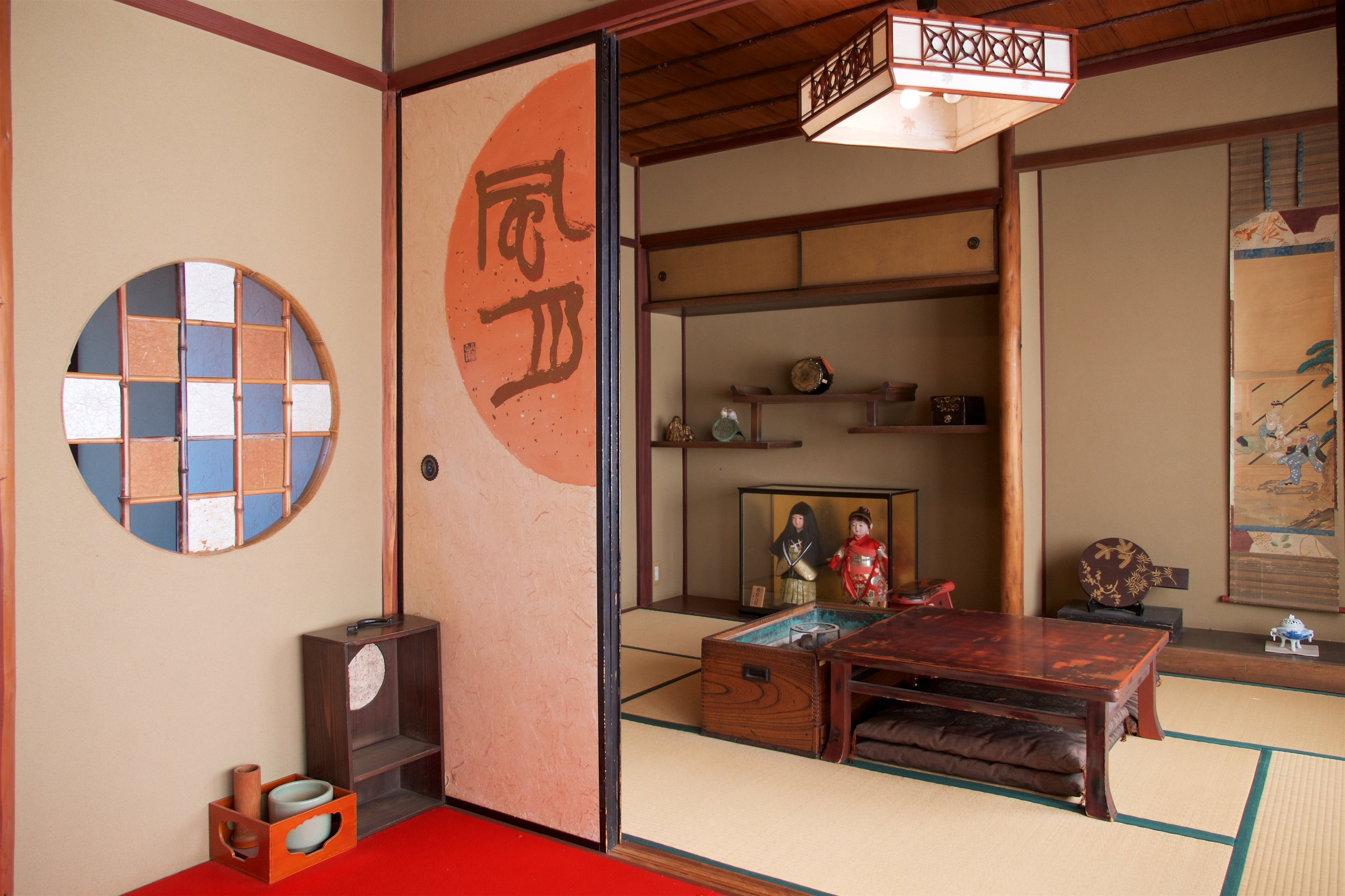 Kaikaro tea house