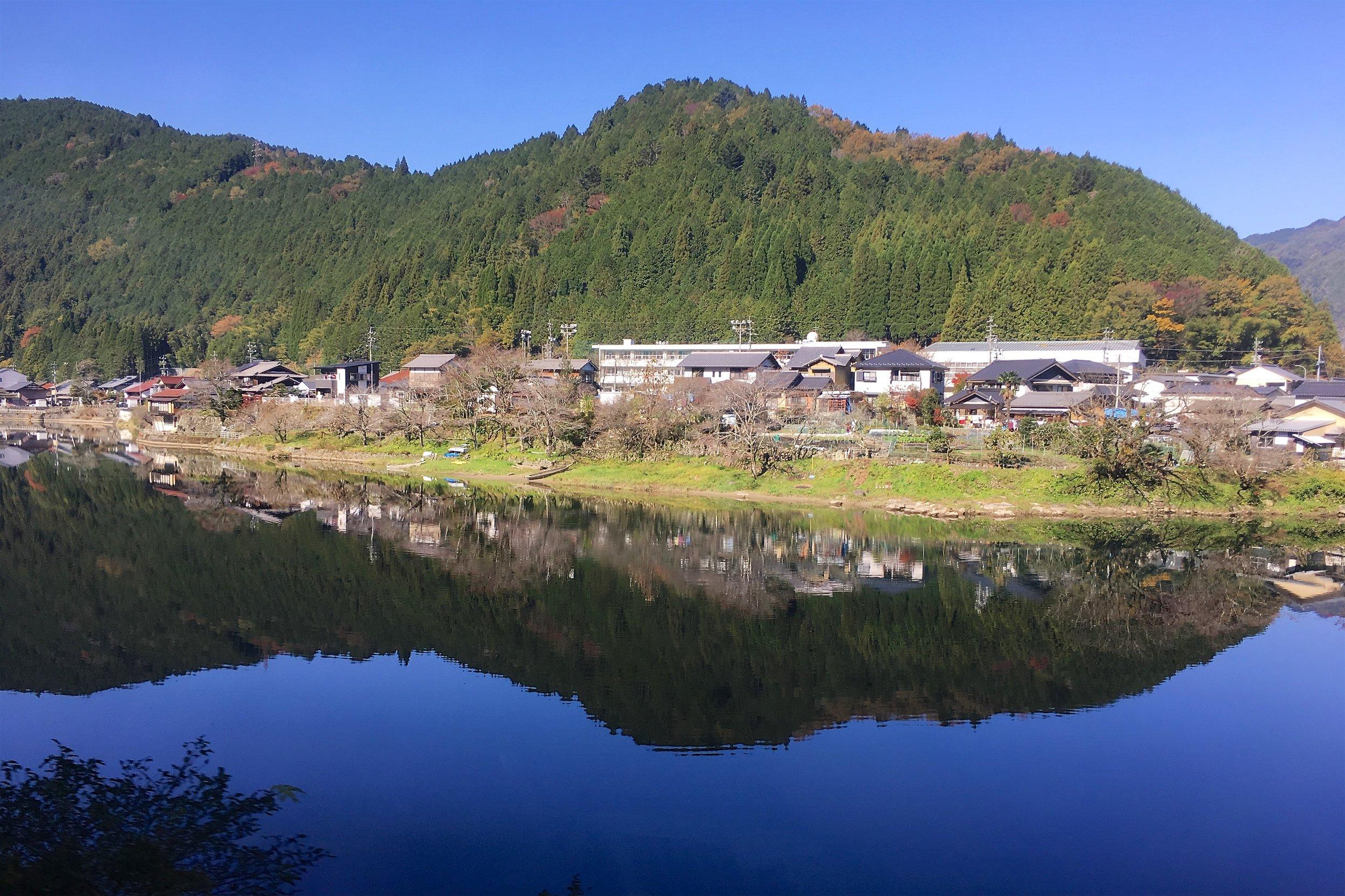 Hidagawa River