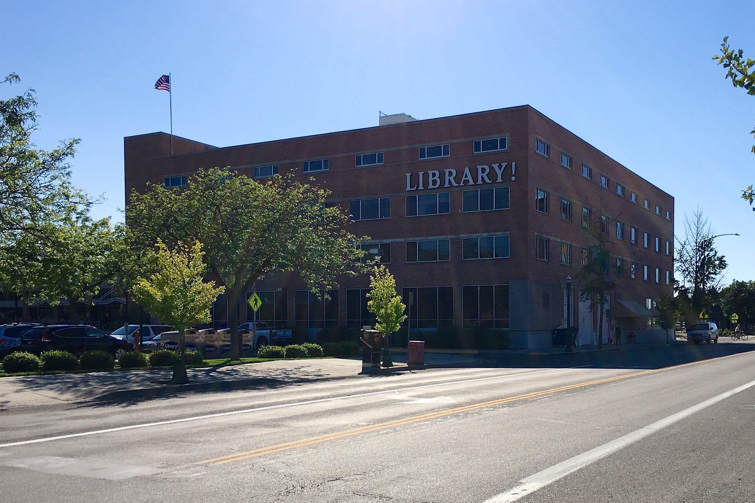 Boise Library