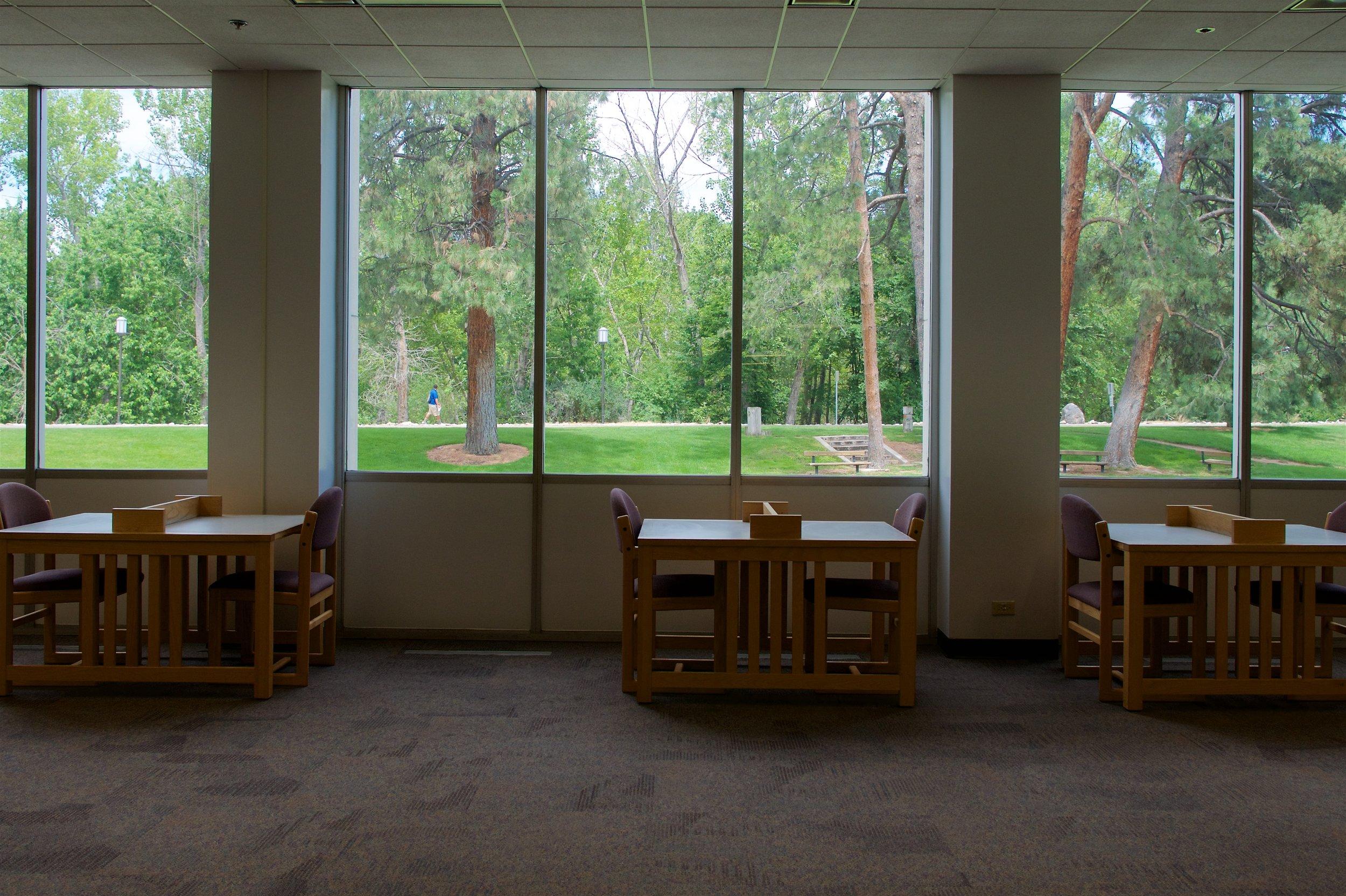 Albertsons Library, Boise State University