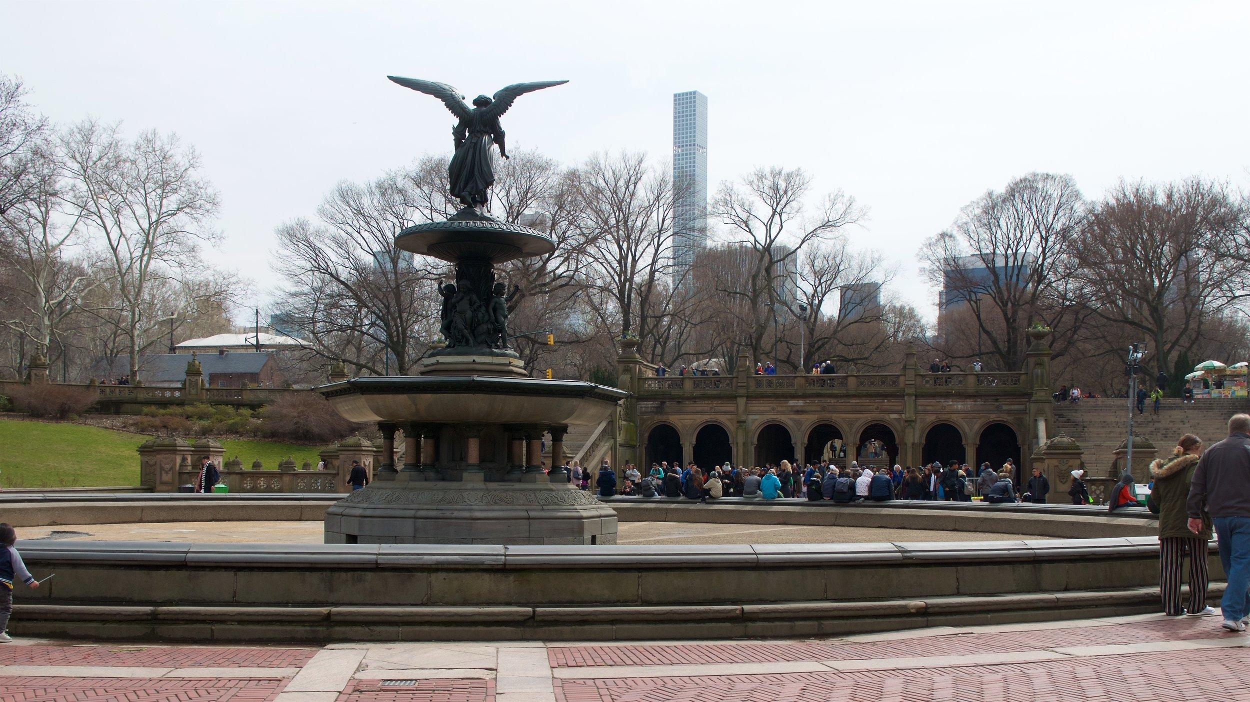 Bethesda Fountain and Terrace