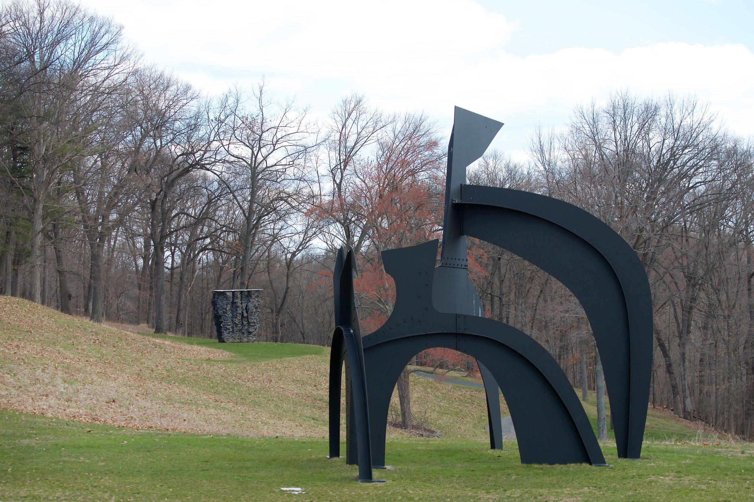 Black Flag, Alexander Calder