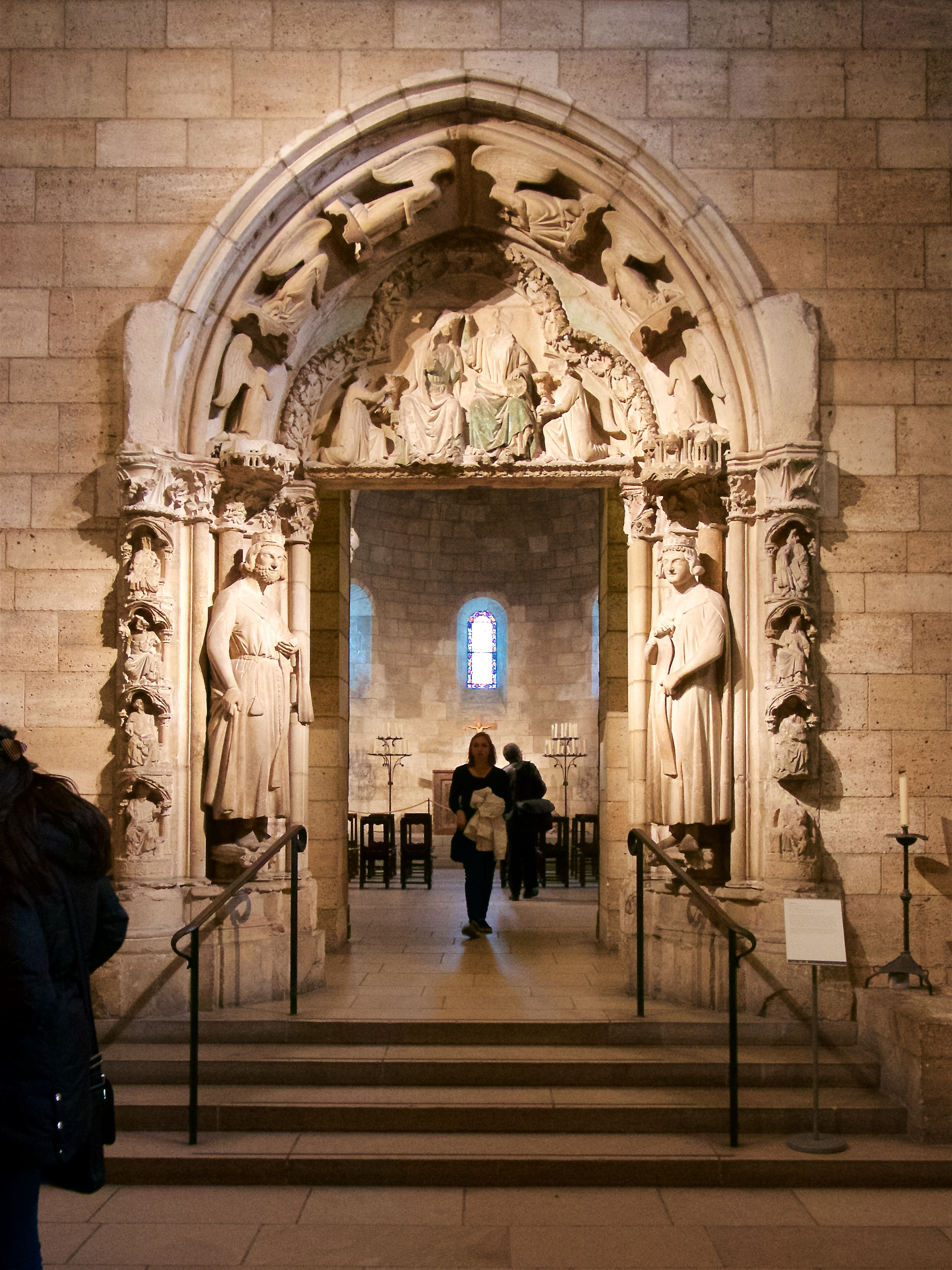 Romanesque Hall