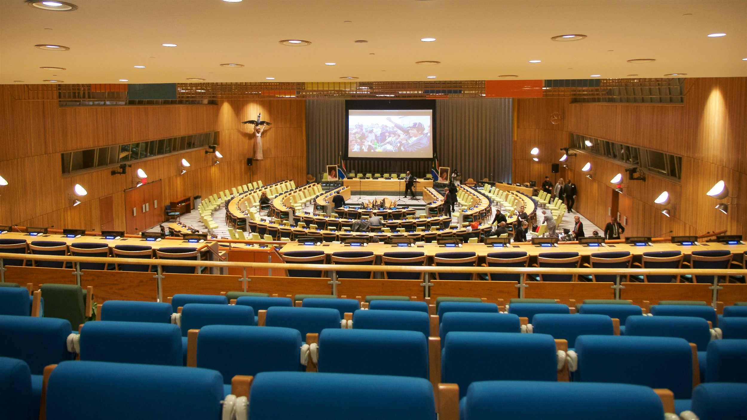 Trusteeship Council Chamber