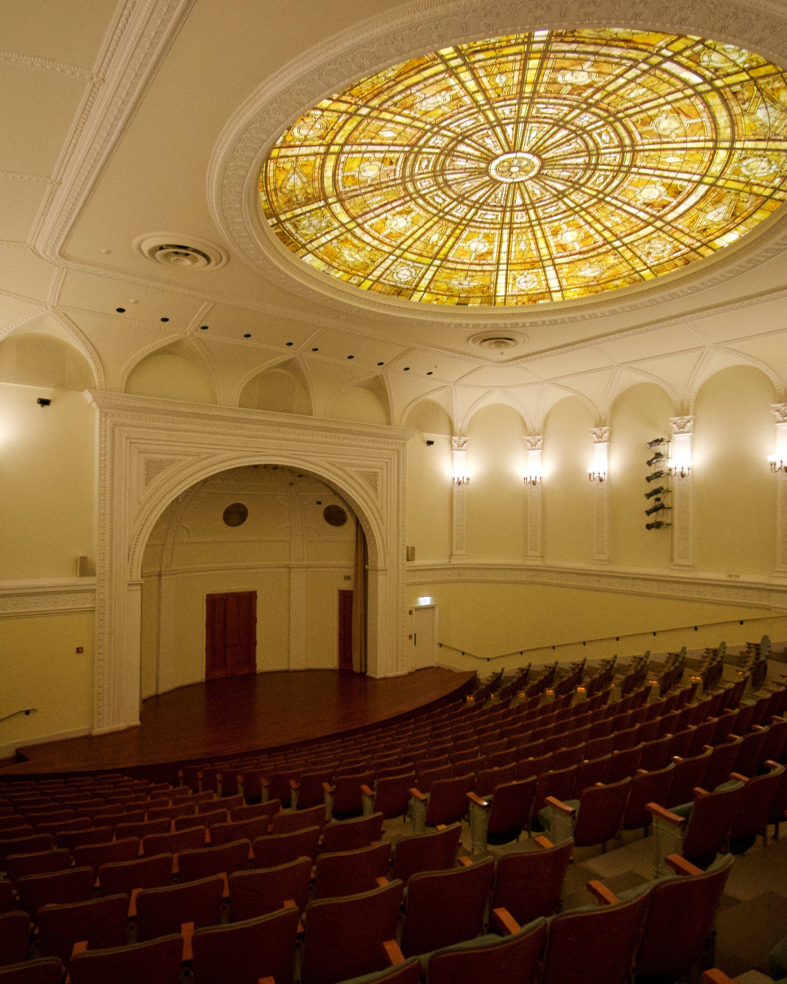 Fullerton Hall