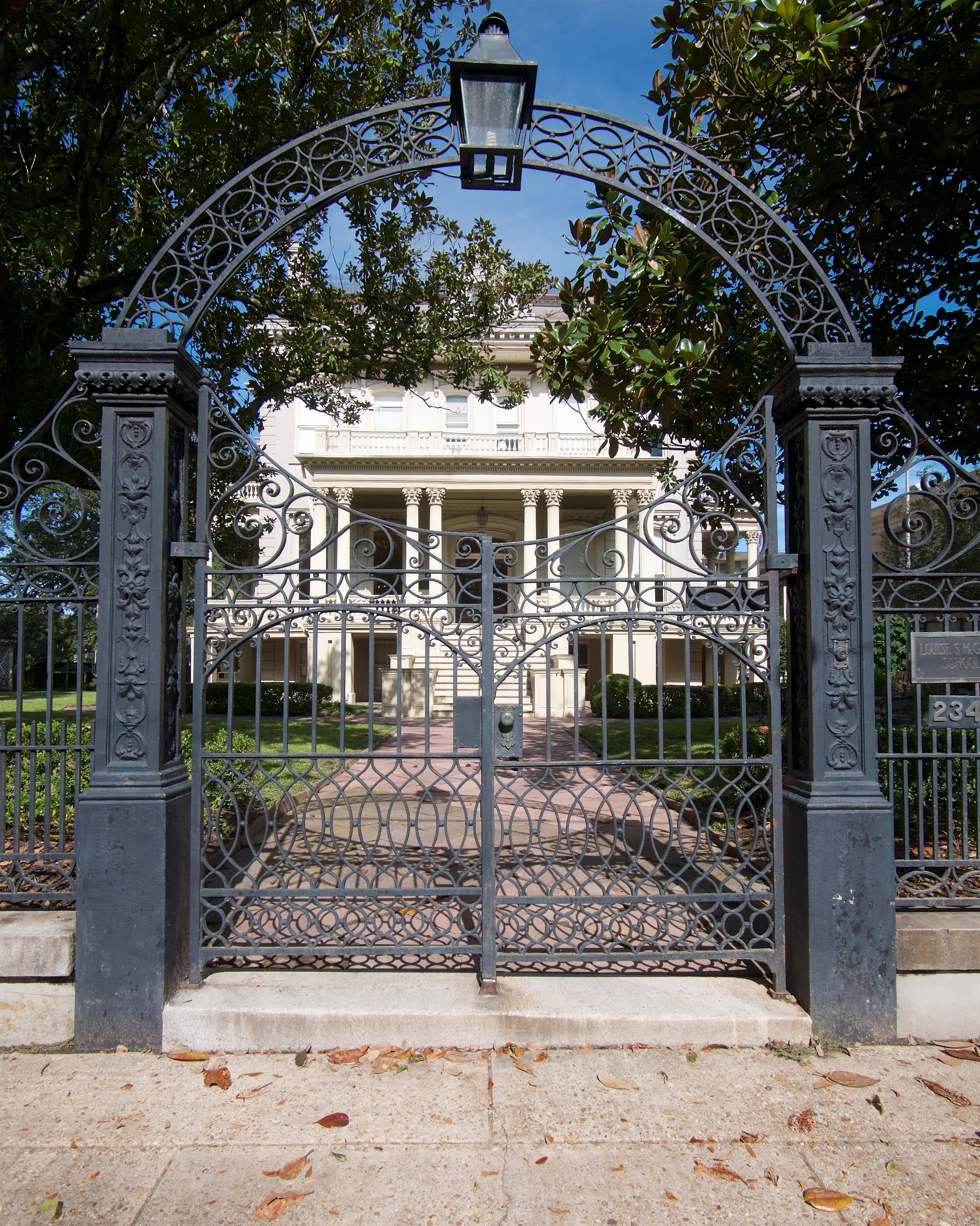 Bradish Johnson House