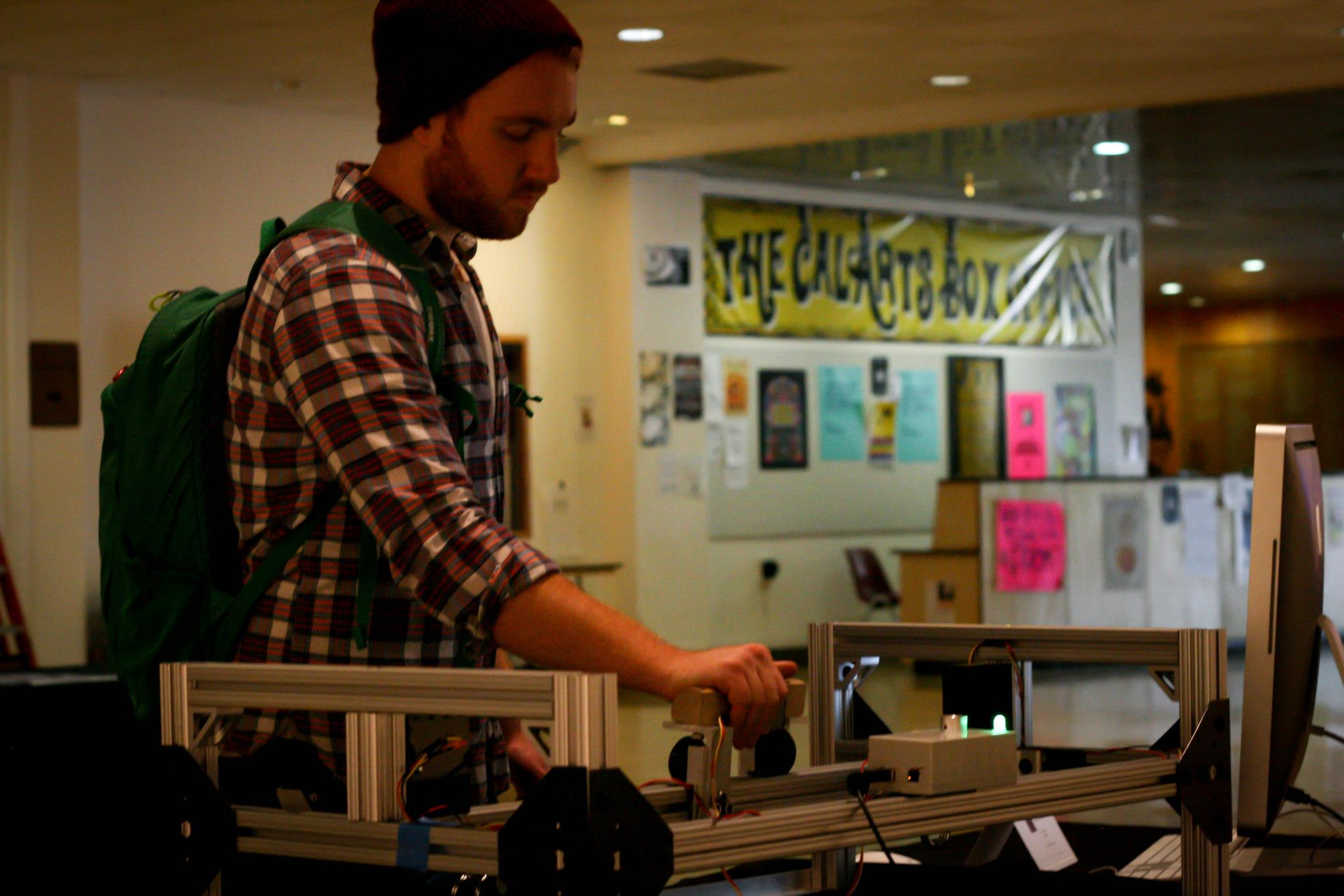 @ Digital Arts Expo 2013, CalArts
