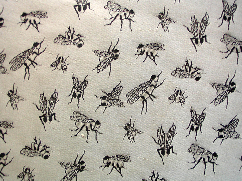 Copy of Silk Jacquard Sample - Flies.jpg