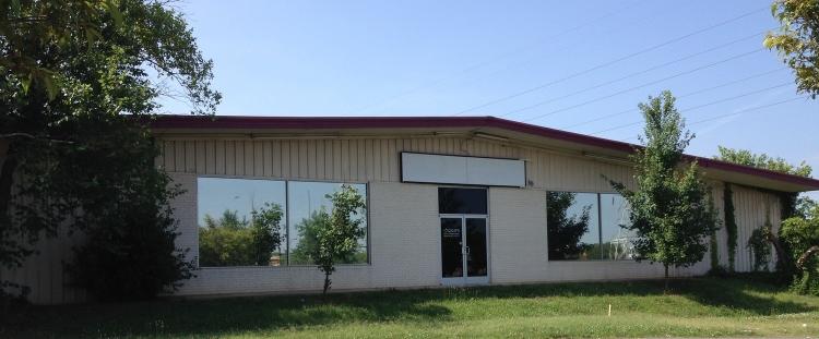The future ministry center for Illumine.