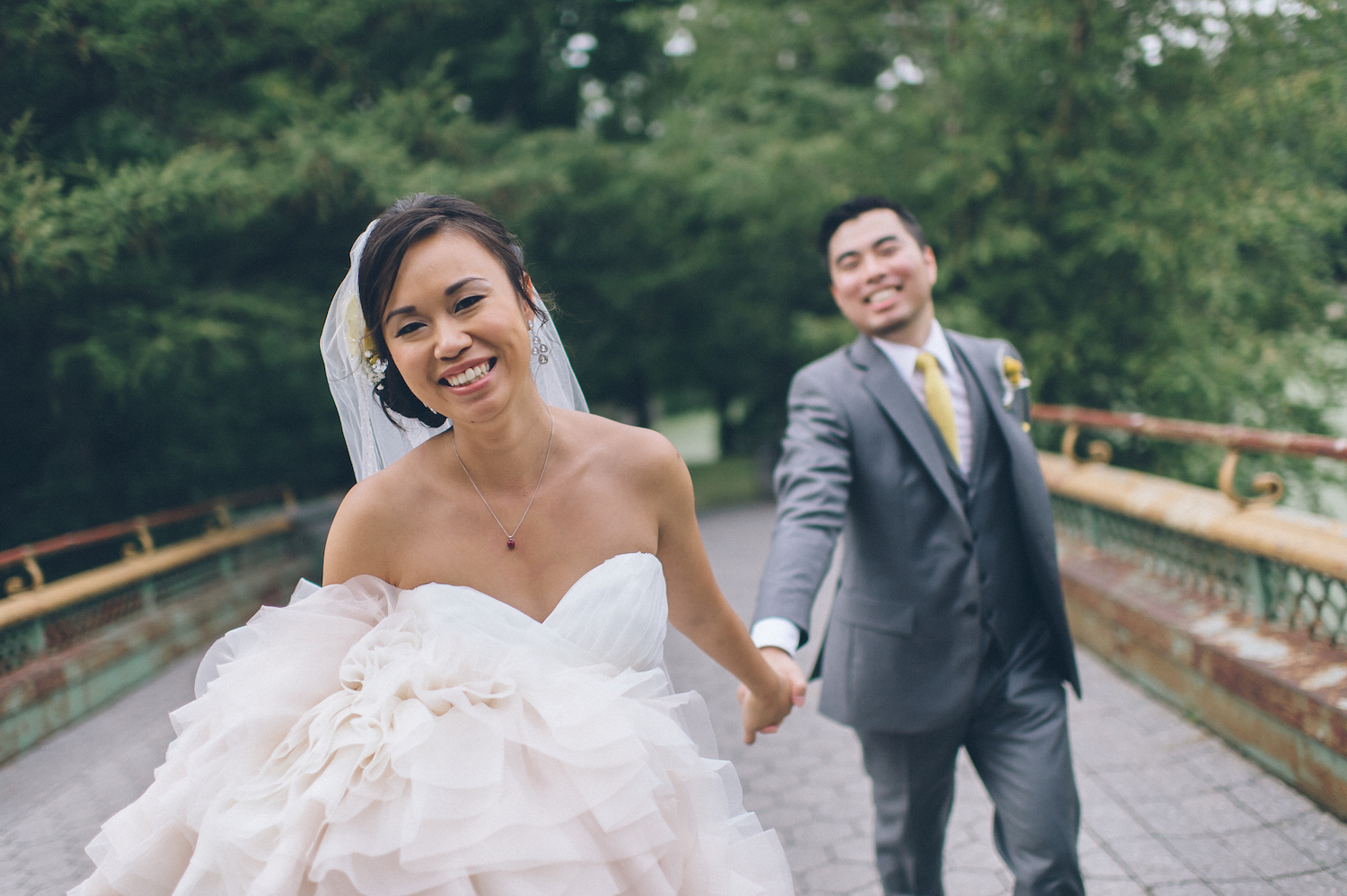 Yilan and Han  - Full Aperture Floral - NYC