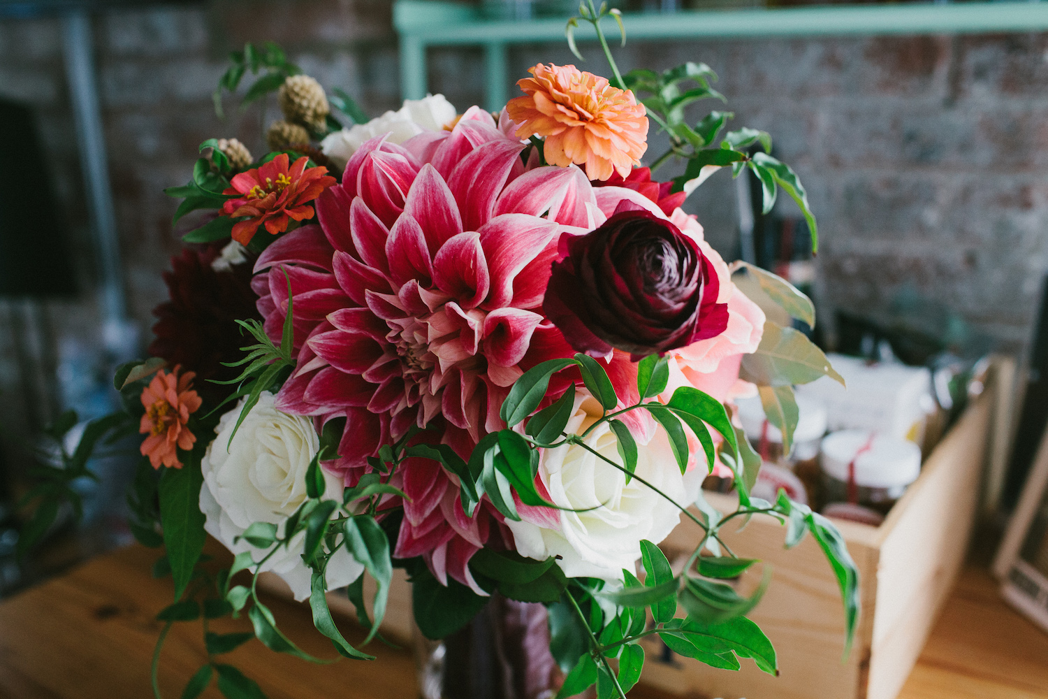 Full Aperture Floral & Corey Torpie Photography  - Brooklyn Wedding - 8.jpeg