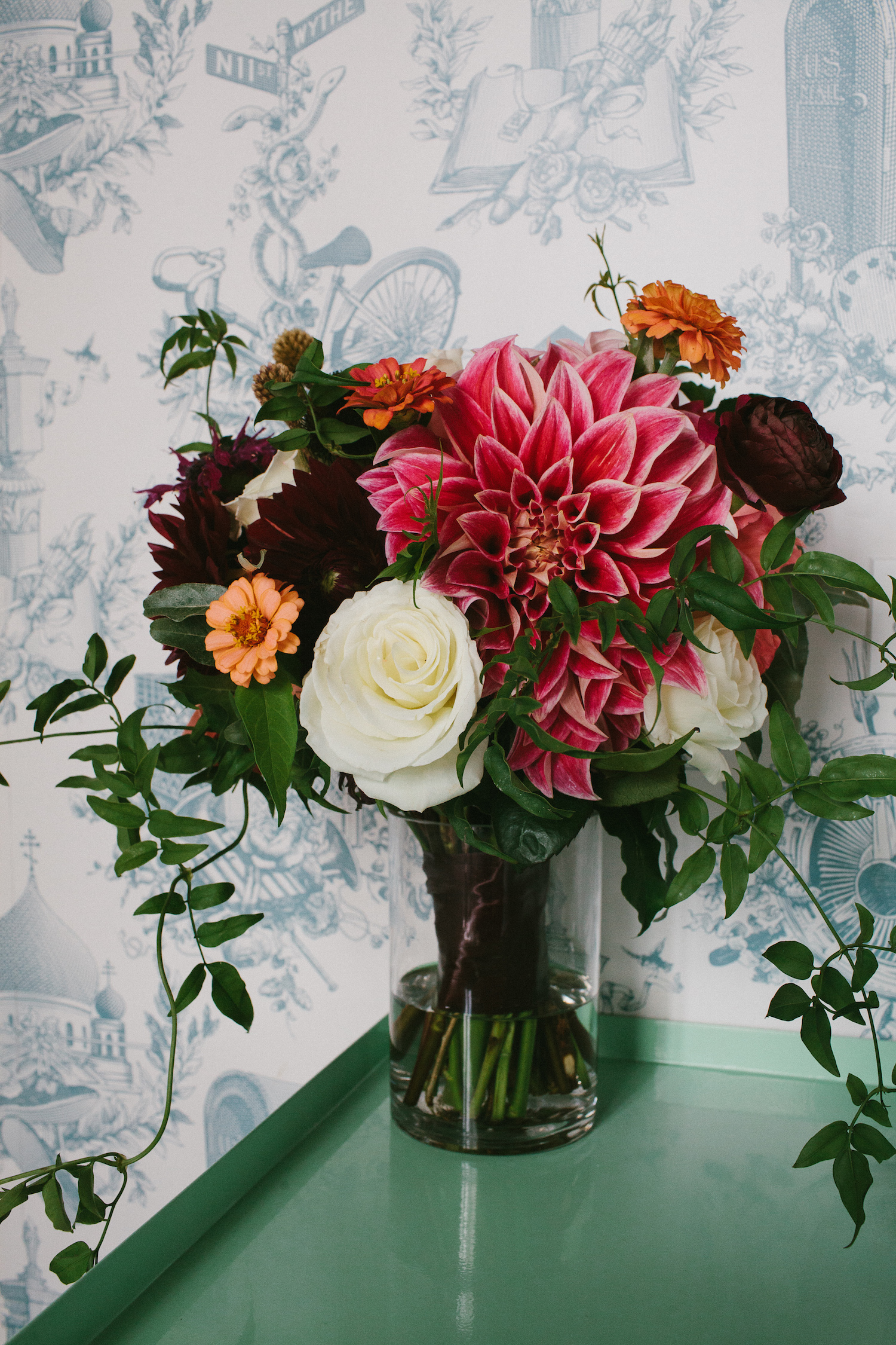 Full Aperture Floral & Corey Torpie Photography  - Brooklyn Wedding - 10.jpeg