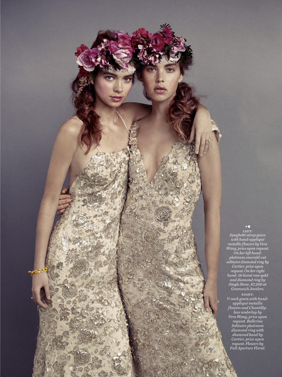Full Aperture Floral and New York Magazine