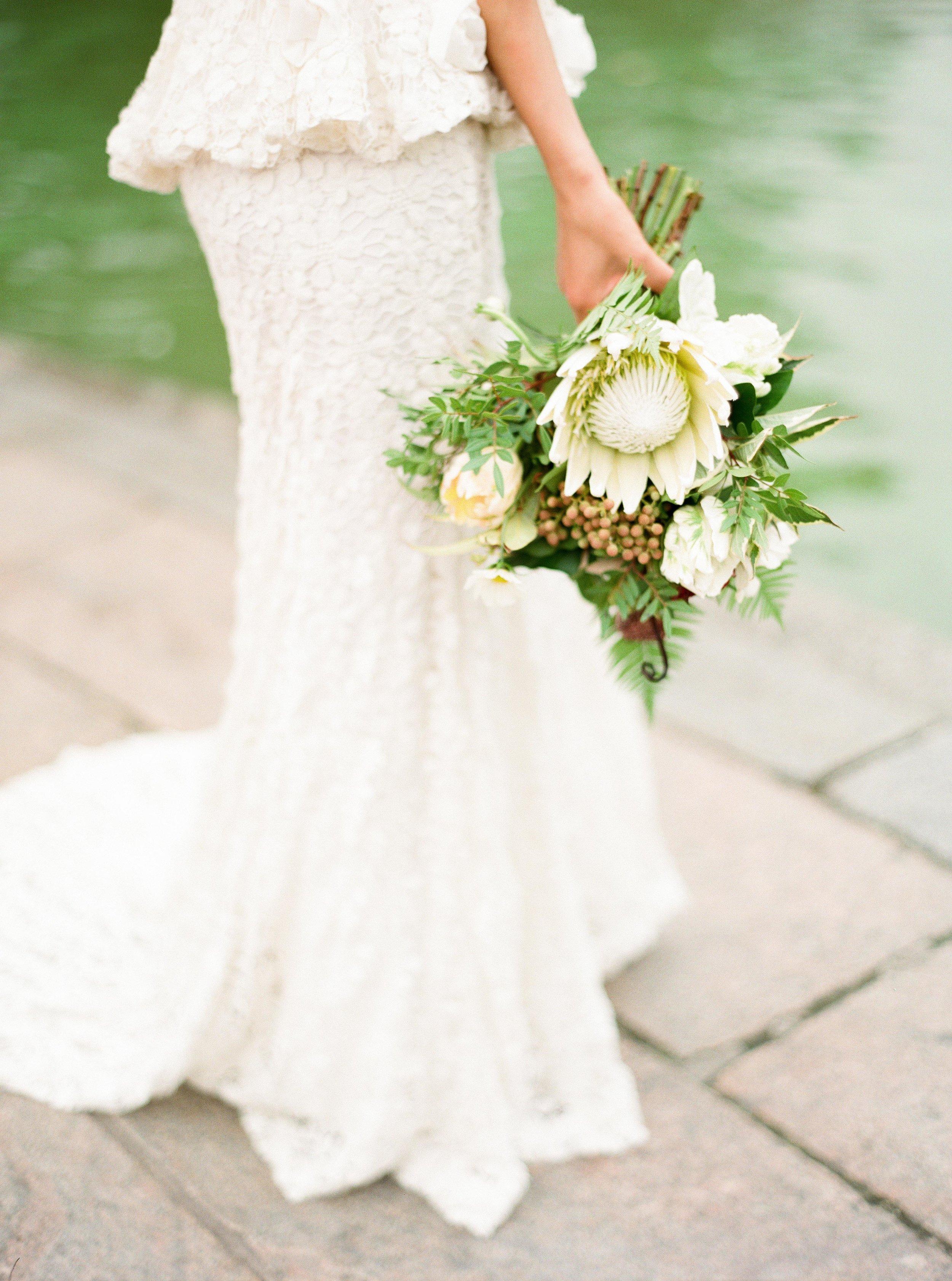 The Flower Bride