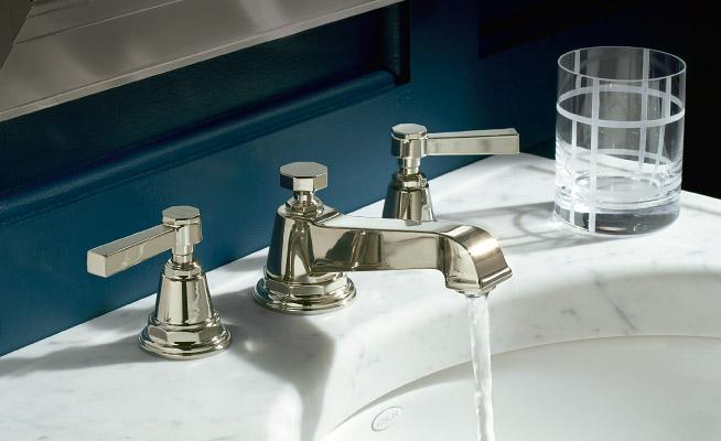 wide spread faucets