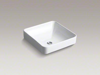 kohler/v ox/square/above-counter/sink
