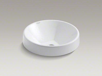 kohler/ inscribe/above-counter/sink