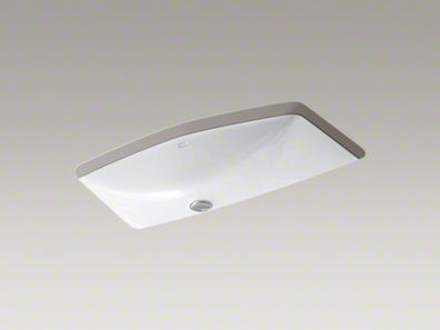 kohler/m  an's lav/under-mount/sink