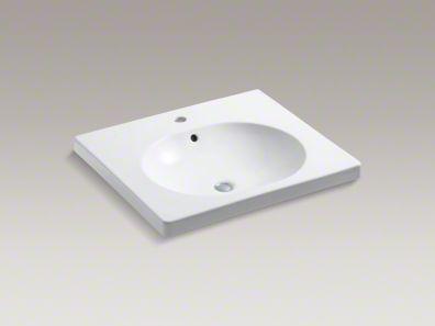 kohler/p ersuade/circ/vanity-top/sink