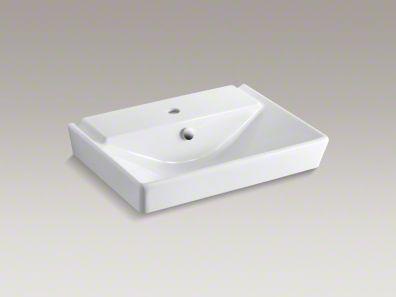 kohler/r eve/vanity-top/sink