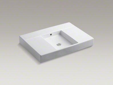 kohler/t raverse/vanity-top/sink