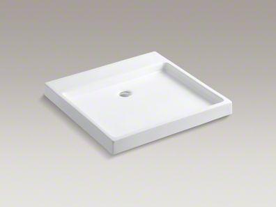 kohler/p urist/wading pool/wall mount/sink
