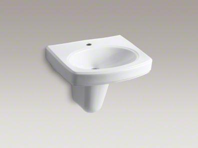 kohler/p inoir/wall mount/sink