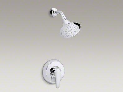 kohler/ july/shower/faucet