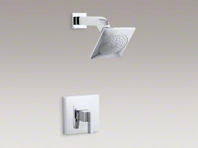 kohler/ loure/shower/faucet