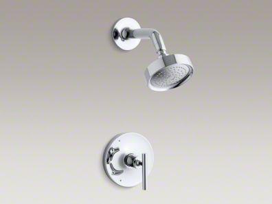 kohler/ purist/shower/faucet