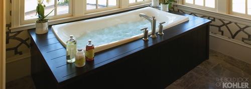 whirlpool/air bath tubs