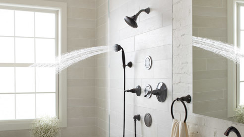 shower packages