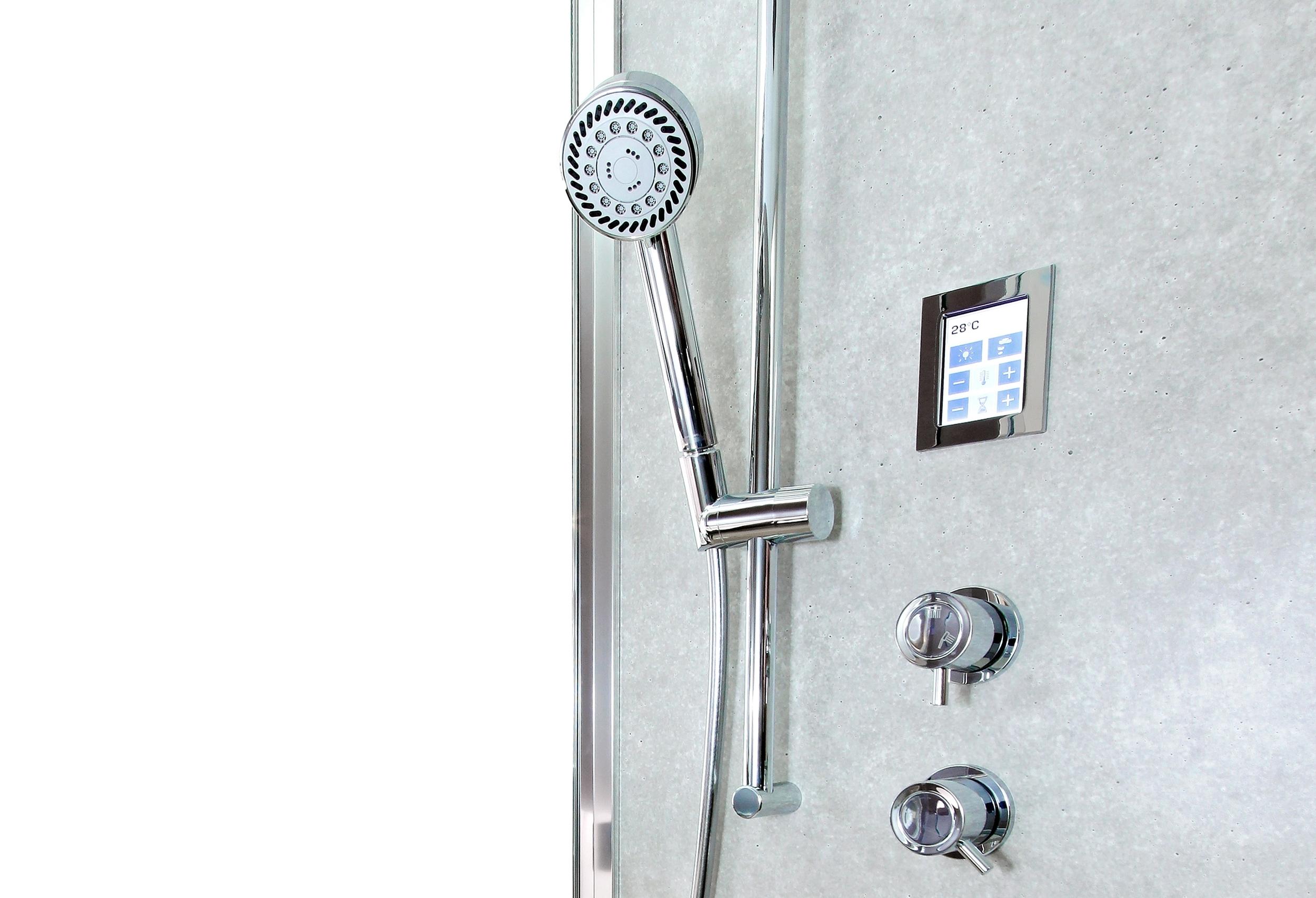 kohler/  digital/shower controls