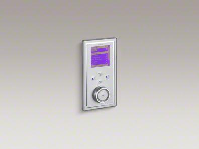 kohler/ dtv II/auxillary/digital interface/portrait/setting