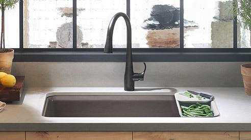 e nameled cast iron sinks