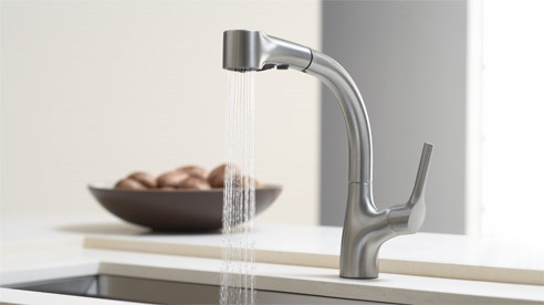 p ulldown faucets
