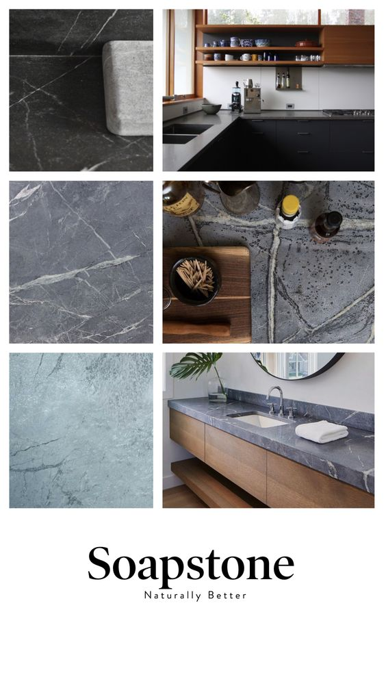 SOAPSTONE | NATURALLY BETTER