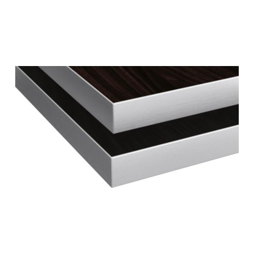 numerar Countertop, double-sided, brown-black, brown metal effect.jpeg