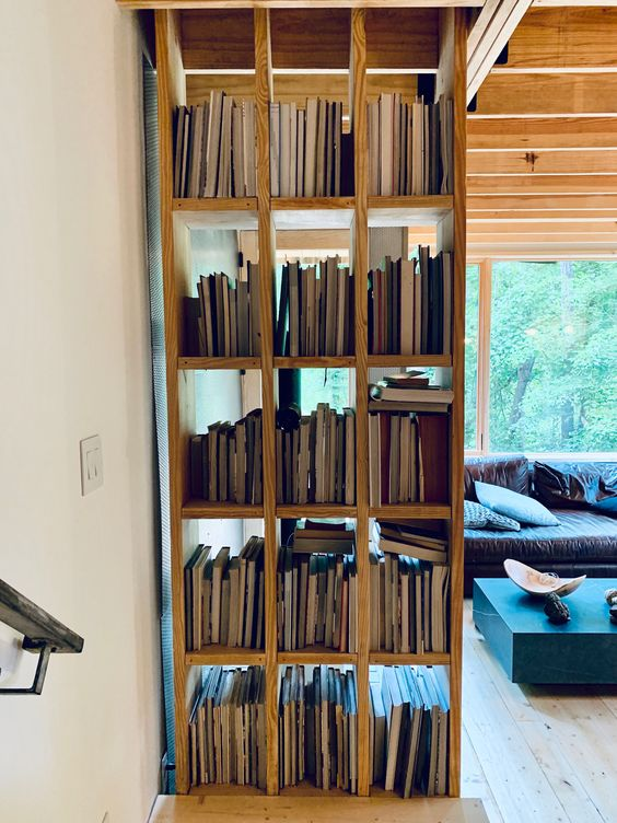 LONGHAUS | KARPENTER BOOKCASE