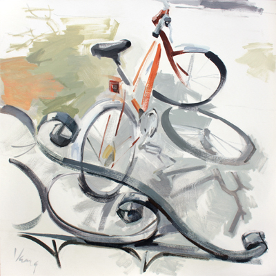 Bicycle Scroll