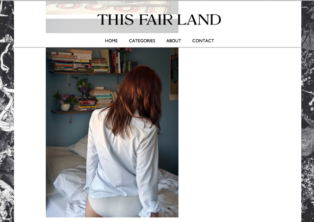 This Fair Land  (Spring 2013,  Welcome Spring 2. Bring Flowers Home)