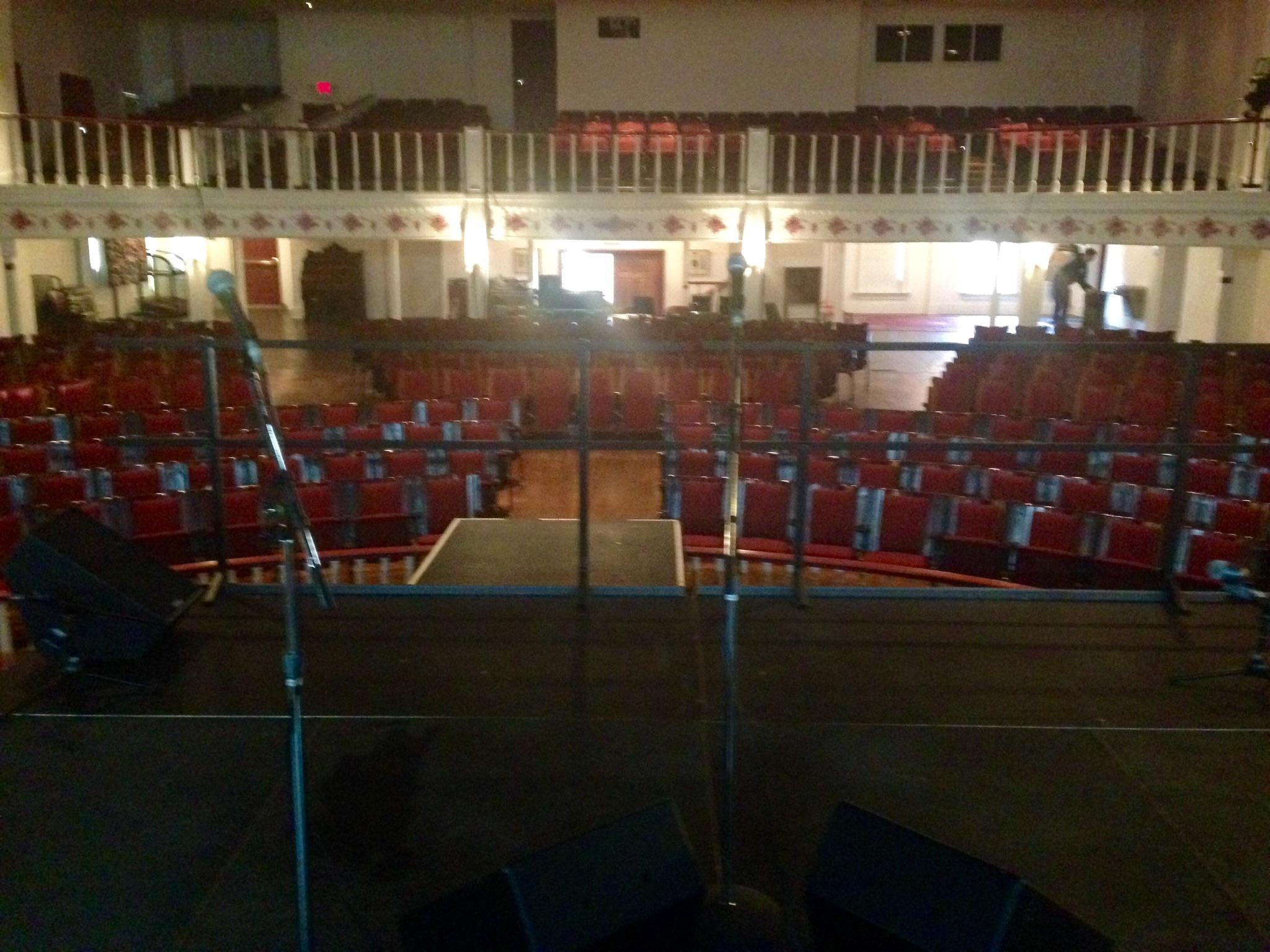 Stuart's Opera House - Nelsonville, OH