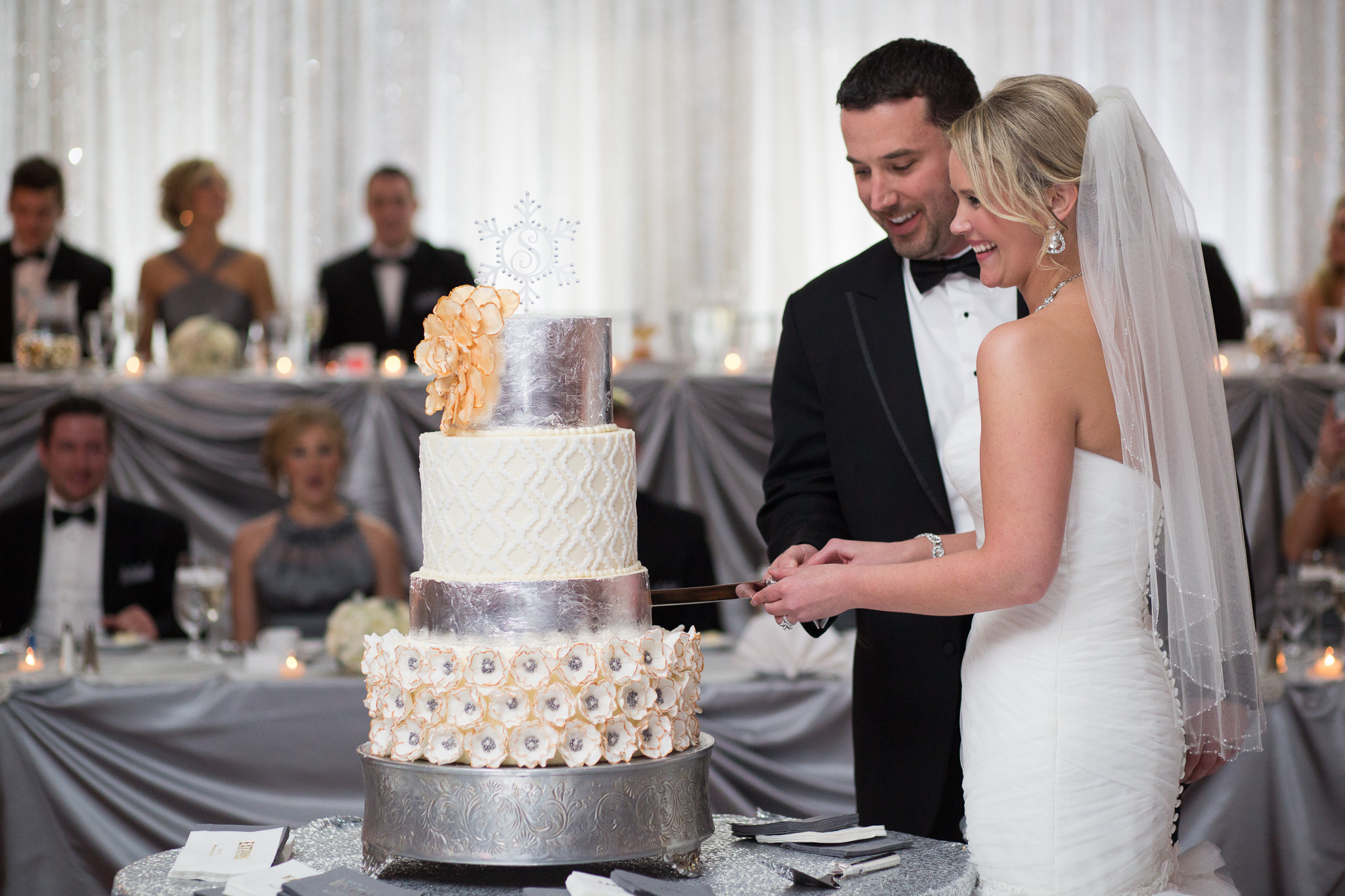 Cake Cutting Margaret Buttweiler Chicago Wedding Photographer With Jill Tiongco Web Res (1 of 1).jpg