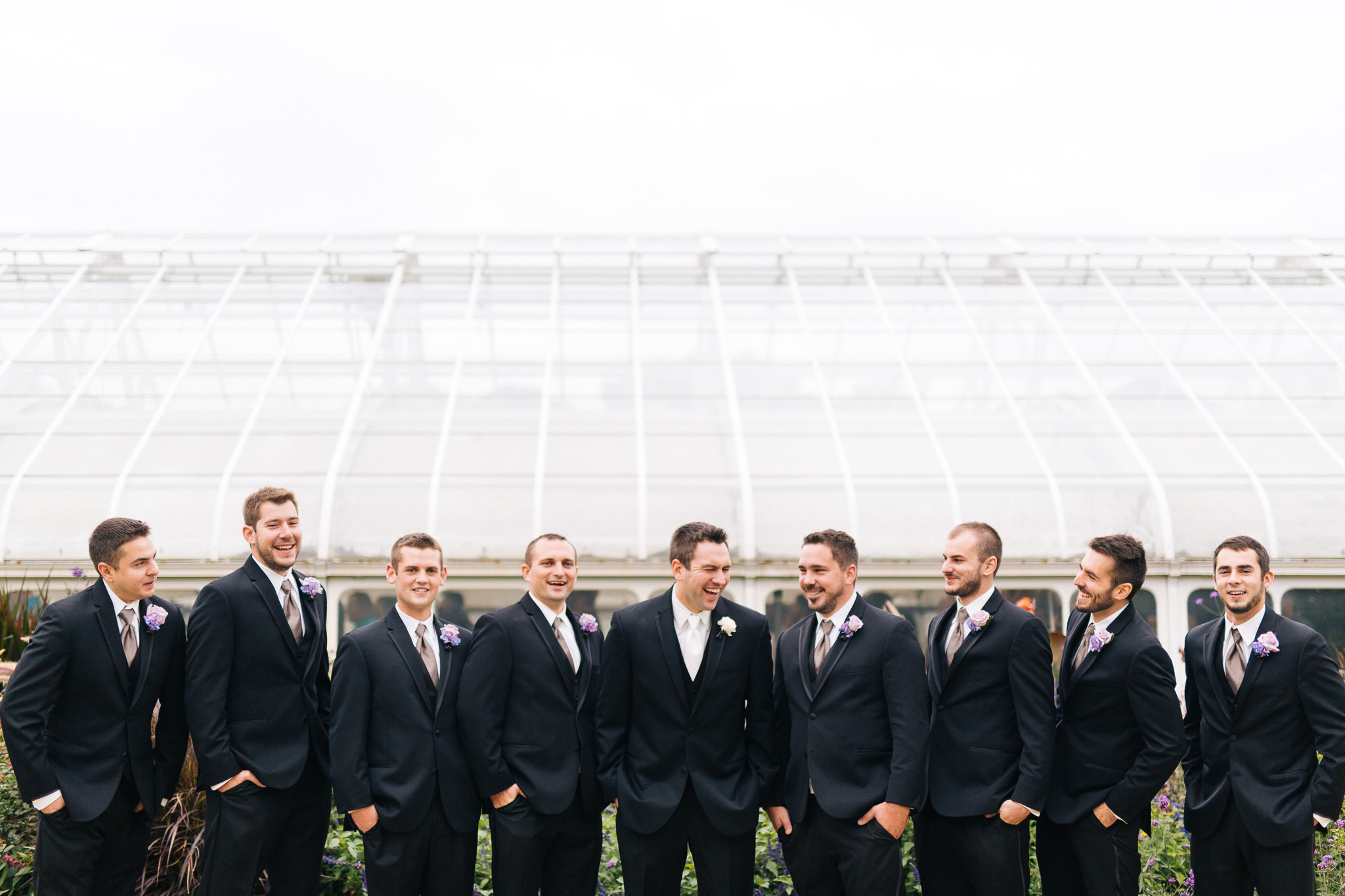Chicago Wedding Photography Groomsmen  Conservatory Web Res (1 of 1).jpg