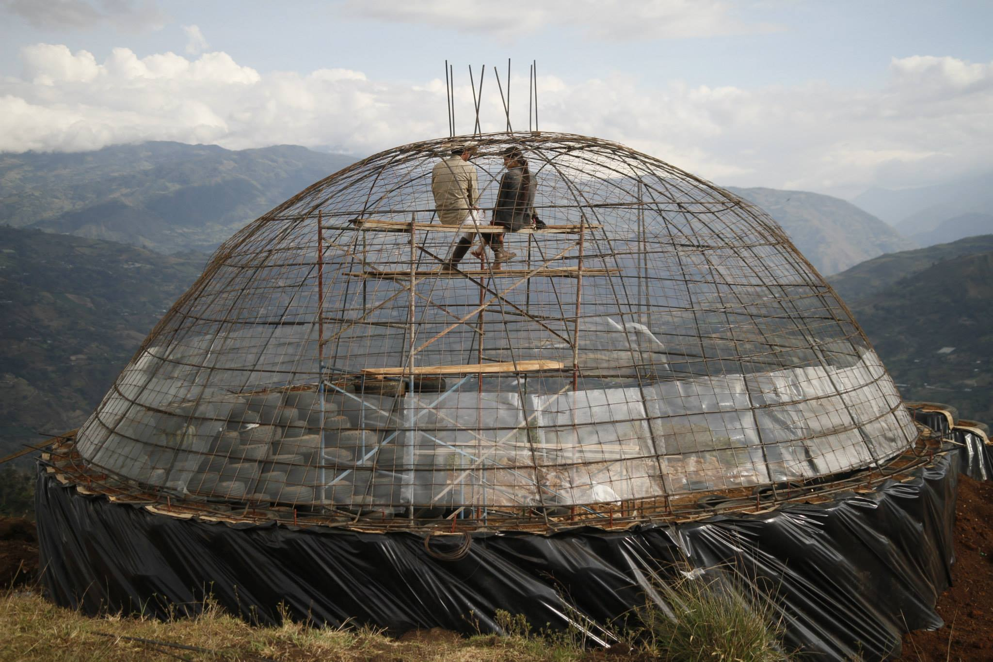 Tire Dome
